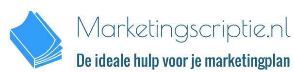 Marketingscriptie