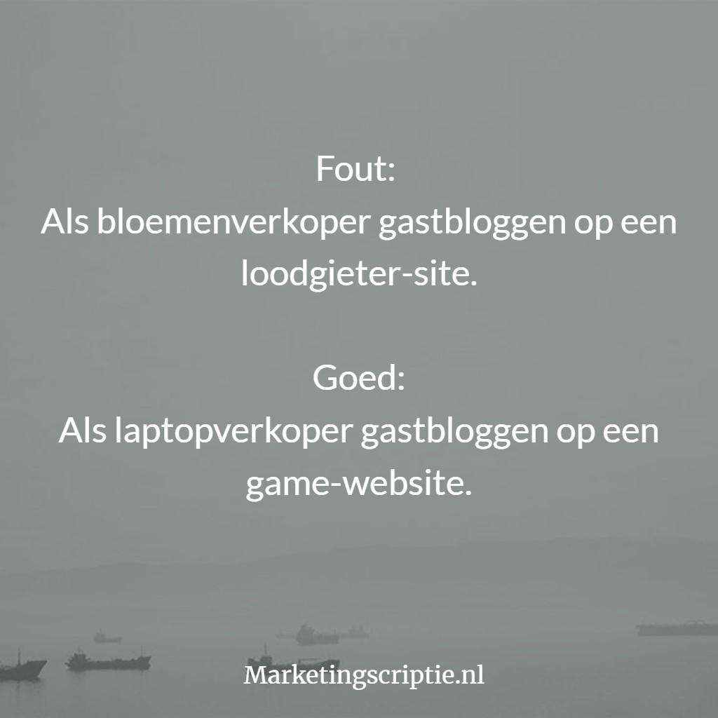 Gastblogs