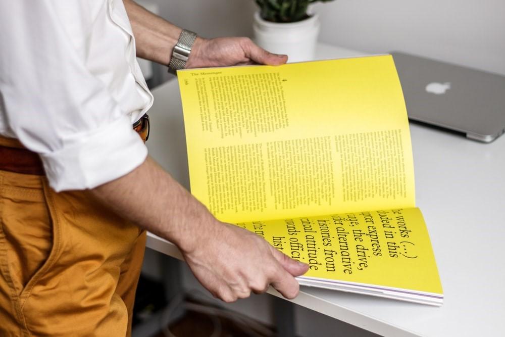 advertorial in een krant of tijdschrift (marketing)
