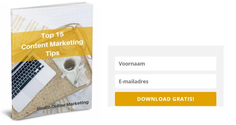 e-book als marketingmiddel